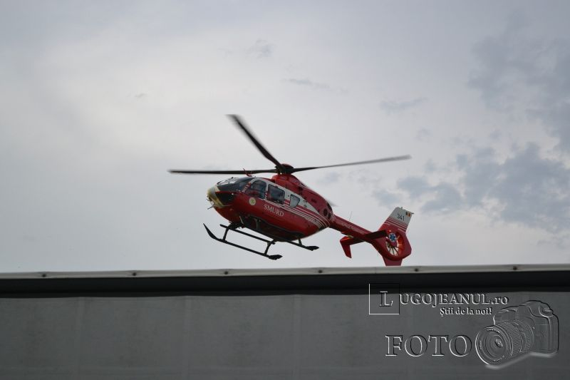 accident chizatau 17 iulie 2014 5 victime elicopter smurd ambulante pompieri impact frontal lugojeanul foto (6)