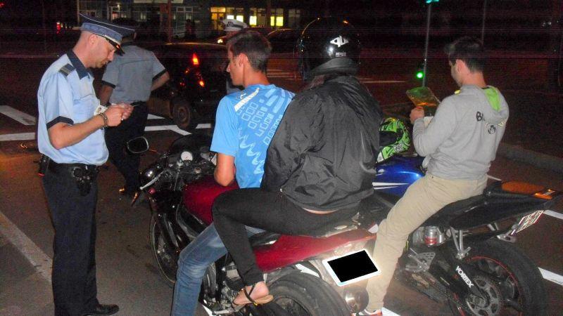 actiune motociclisti lugoj timisoara politia rutiera timis foto