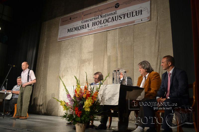 concurs national memoria holocaustului steven ausnit lugoj contest holocaust elevi teatru municipal desfasurare program foto galerie lugojeanul 14 iulie 2014 (5)