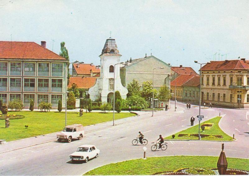 lugoj imagini vechi oras timis municipiu anii 80 90 70 primarie prefectura comunism piete ana lugojana strand podul de fier centru (3)