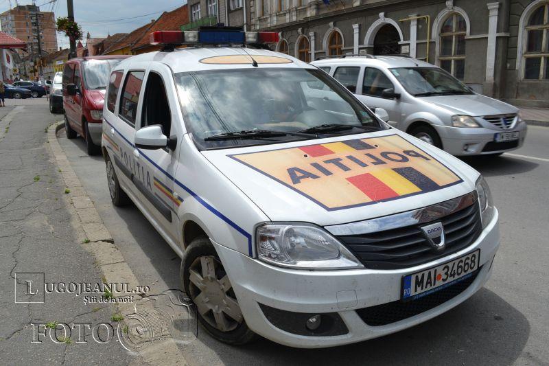 politia politie rutiera radar lugoj pietoni accident masina politisti arest catuse amenzi centura rutiera