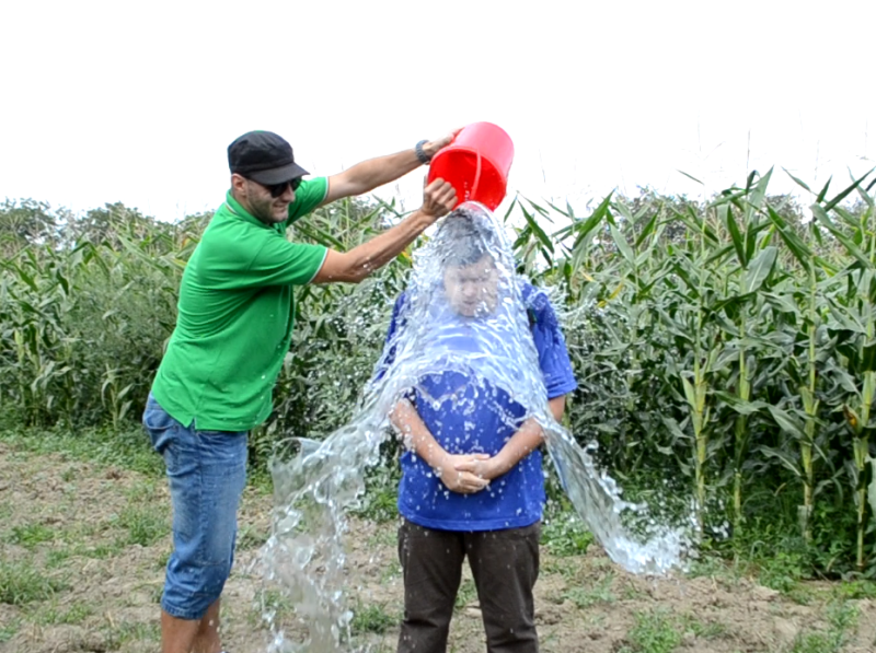 ice bucket challenge iosa
