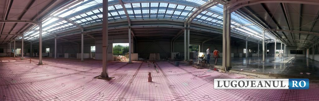 panorama foto galerie piata din lugoj bazin acoperit lucrari august 2014 lugojeanul foto (3)