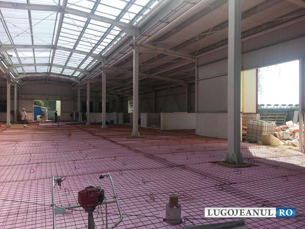 panorama foto galerie piata din lugoj bazin acoperit lucrari august 2014 lugojeanul foto (7)