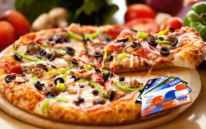 pizza lugoj plata cu cardul
