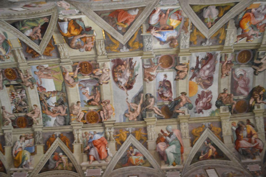 roma italia februarie 2015 foto galerie lugojeanul vatican muzeele vaticanulu piata basilica sfantul petru capela sixtina turul scavi mormant garda elvetiana (22)