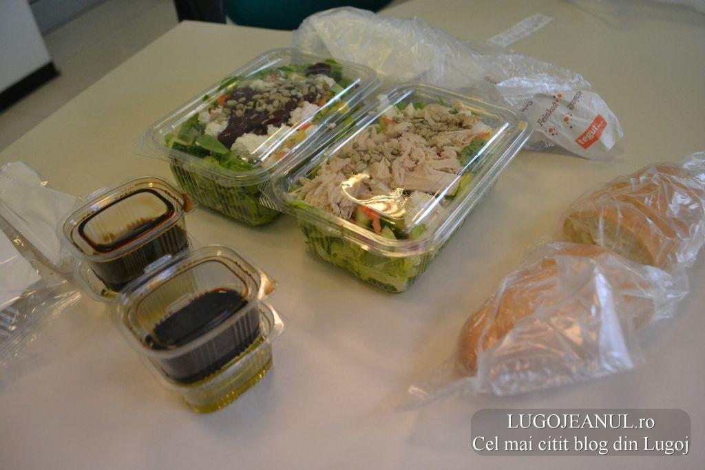 recenzie escada lugoj salad bar foto lugojeanul salate sandwich meniul zilei recomandare pranz preturi parere  (1)