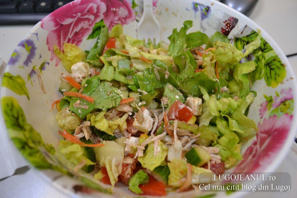 recenzie escada lugoj salad bar foto lugojeanul salate sandwich meniul zilei recomandare pranz preturi parere  (4)