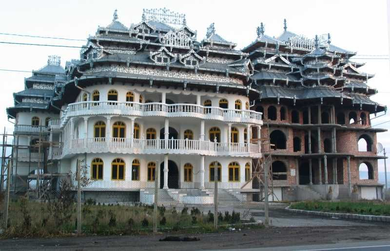 centru turistic lugoj palat tiganesc bani europeni