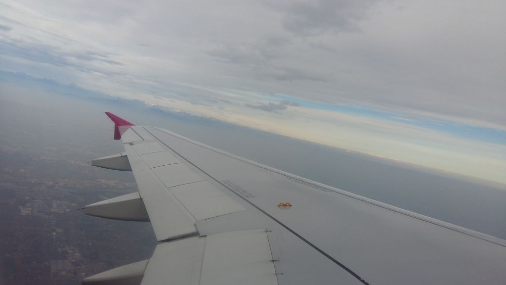 I'll be back, Italy, soon... I promise!