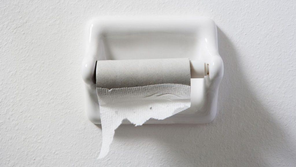 rola hartie igienica