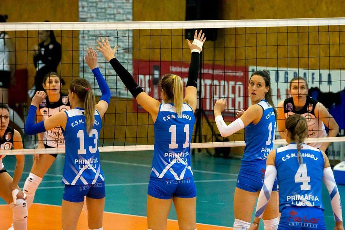 CSM Lugoj a încheiat campionatul cu o victorie și locul al